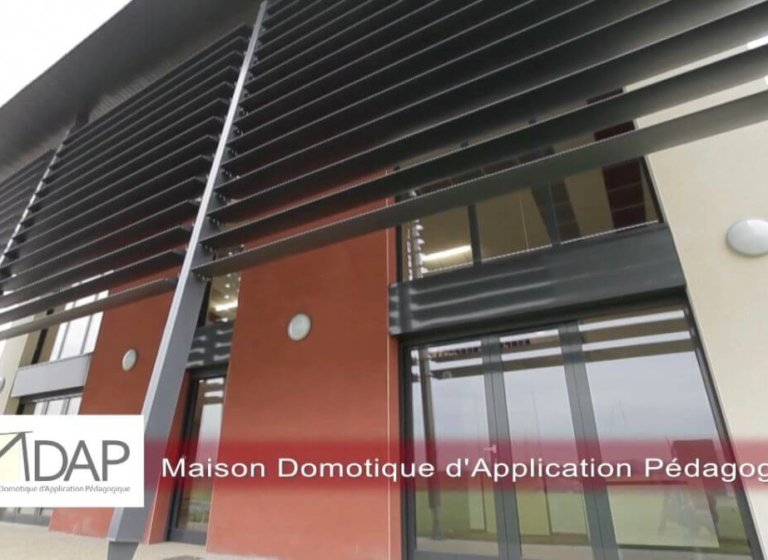 Maison Domotique d'Application Pédagogique