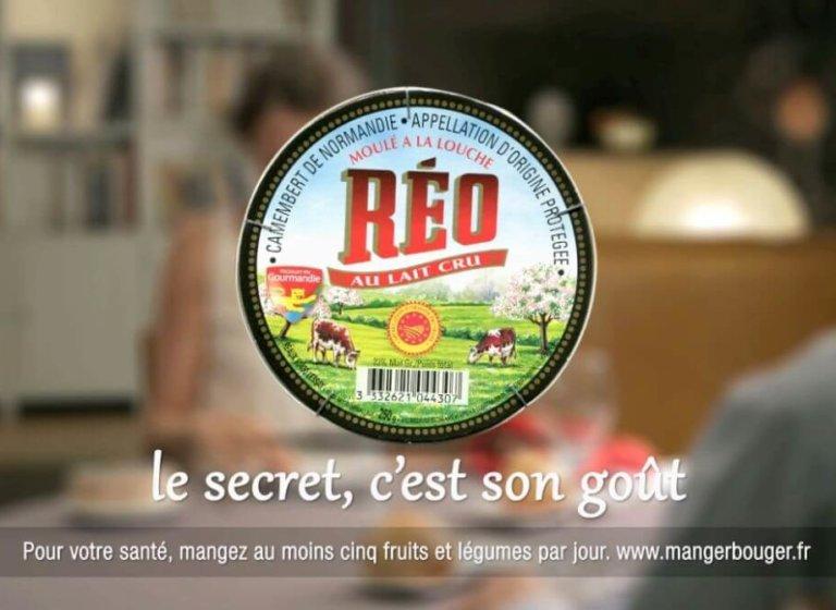 Camembert Réo