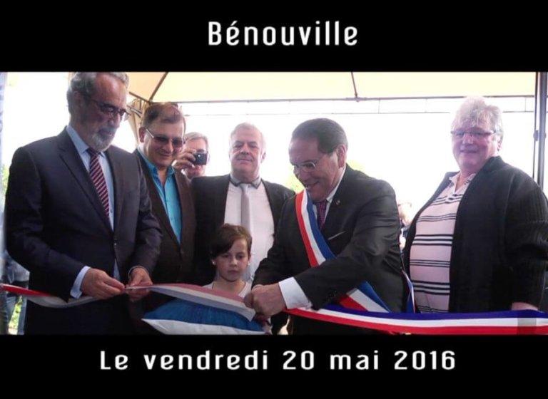 BIOTHALASSOL, inauguration