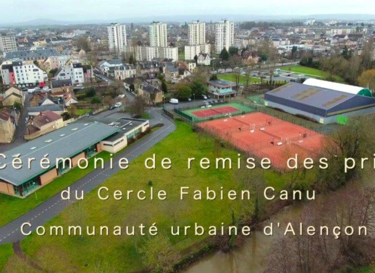 Cérémonie du Cercle Fabien CANU, promotion 2017 Fabien CANU
