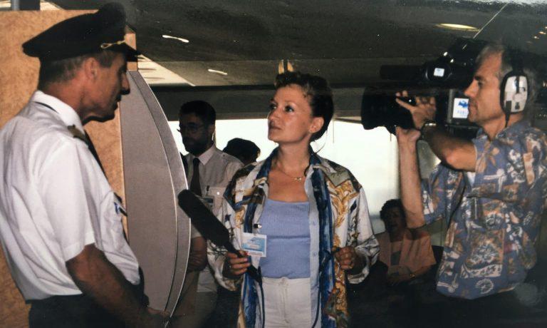 Il y a 20 ans , Publicam Productions s'envole sur Concorde