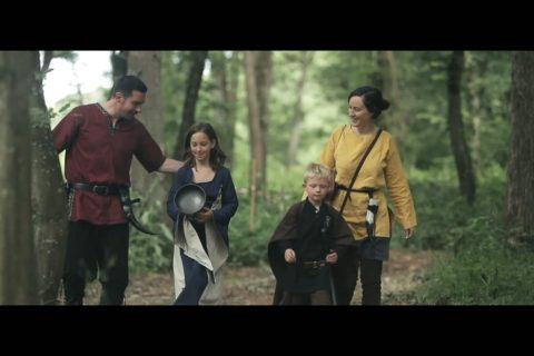 RustiK, futur parc médiéval fantastique à Chailloué, trailer 2