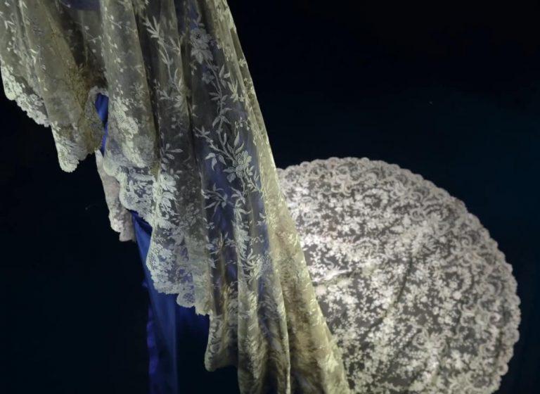 Le voile de la mariée, Musée des Beaux-arts et de la dentelle d'Alençon
